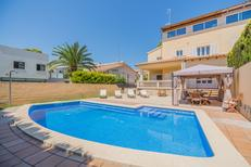 Holiday home 1617289 for 8 persons in Alcúdia