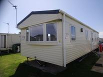 Mobile home 1618001 for 8 persons in Winchelsea Beach