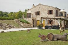 Ferienhaus 1618268 für 10 Personen in Montelparo