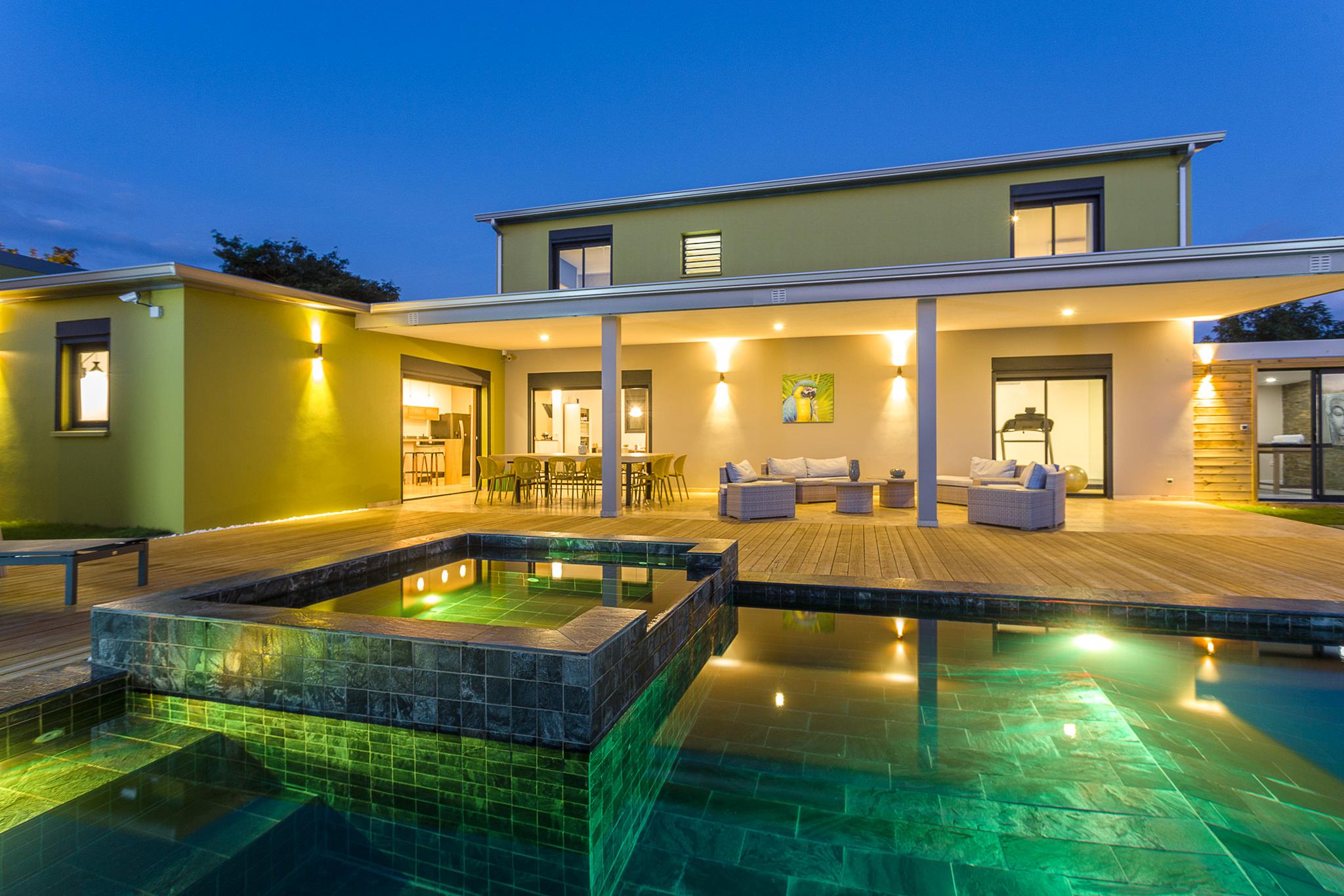 Ferienhaus mit Privatpool für 16 Personen ca.  in Afrika