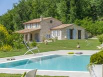 Holiday home 1619029 for 10 persons in Acqualagna