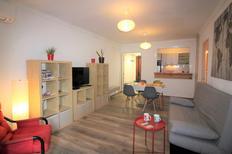 Appartement 1619587 voor 5 personen in Roses