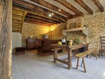 Holiday home 1619655 for 6 persons in Saint-Bénigne