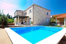 Maison de vacances 1620824 pour 8 personnes , Ćilipi