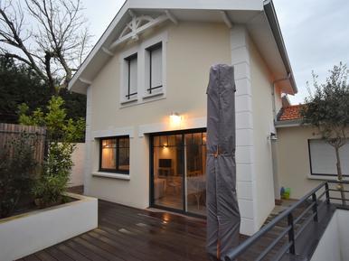 Gemütliches Ferienhaus : Region Arcachon für 6 Personen