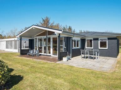 Für 6 Personen: Hübsches Apartment / Ferienwohnung in der Region Sondervig