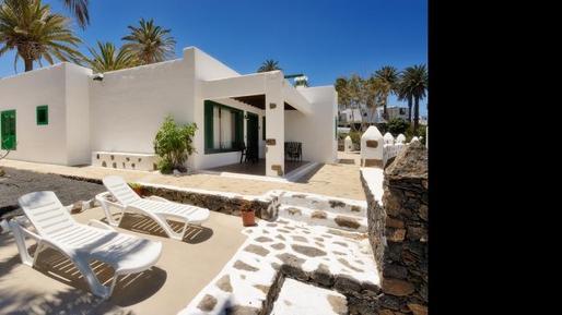 Gemütliches Ferienhaus : Region Lanzarote für 4 Personen