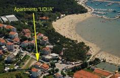Rekreační byt 1627130 pro 5 osob v Lopar