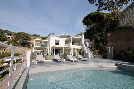 Gemütliches Ferienhaus : Region Cote d'Azur für 22 Personen