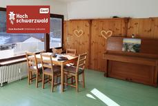 Appartement 1628252 voor 4 personen in Gemeinde Schluchsee