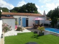 Holiday home 1628522 for 6 persons in Angoulins