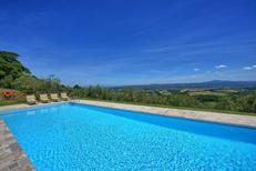 Holiday home 1630038 for 6 persons in Piazze
