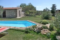 Holiday home 1630053 for 9 persons in Pitigliano
