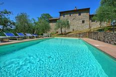 Holiday home 1630078 for 12 persons in Poggio alla Croce