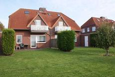 Holiday apartment 1630366 for 4 persons in Carolinensiel