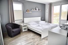 Estudio 1631842 para 2 personas en Seebad Ueckermünde