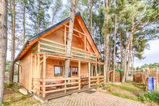 Casa de vacaciones 1632561 para 6 personas en Dabki