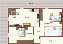 Mieszkanie wakacyjne 1634610 dla 6 osób w Grafenweg