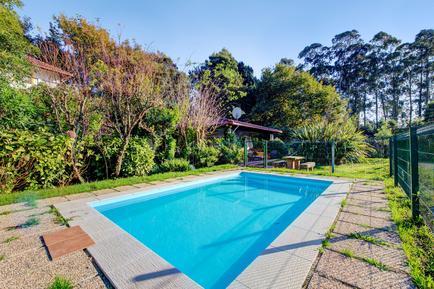 Gemütliches Ferienhaus : Region Costa de Prata für 8 Personen