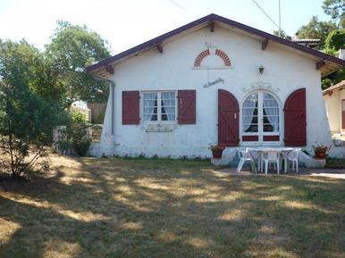Gemütliches Ferienhaus : Region Capbreton für 4 Personen
