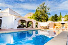 Holiday home 1635896 for 6 persons in Jávea