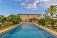 Villa 1636209 per 9 persone in Búger