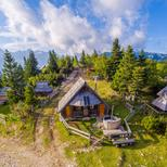 Holiday home 1637976 for 4 adults + 2 children in Velika planina