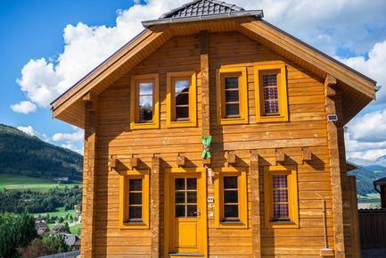 Gemütliches Ferienhaus : Region Salzburger Land für 4 Personen