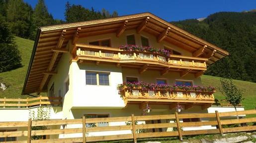 Für 6 Personen: Hübsches Apartment / Ferienwohnung in der Region Mayrhofen