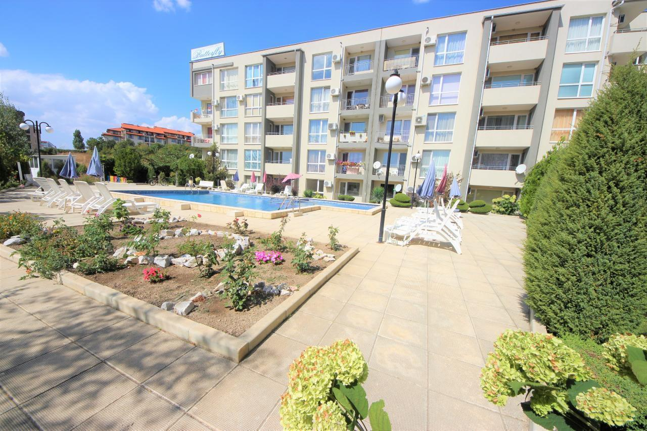 Butterfly Apartment B A2 Sveti Vlas One bedroom apartment 2 adults 2 children