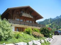 Holiday home 1639226 for 6 persons in Charmey