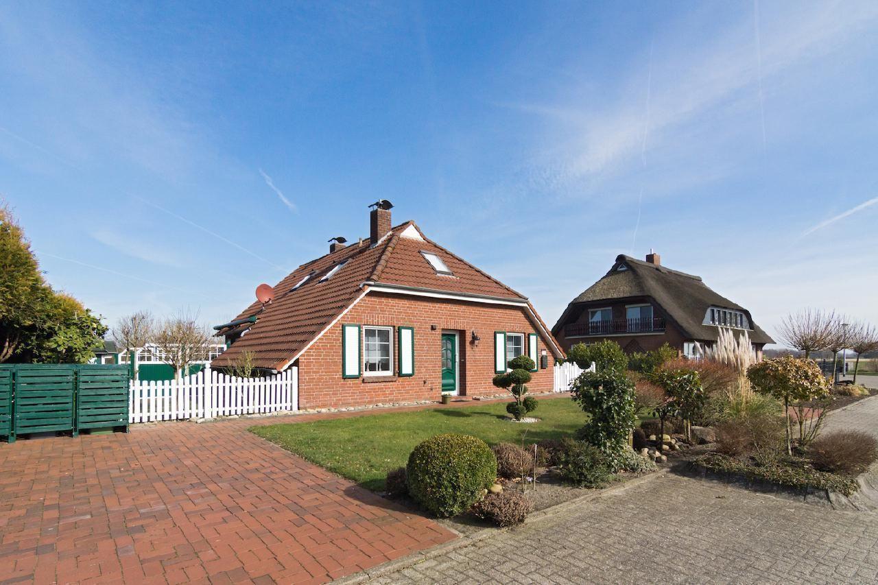 Friesenkate  in Ostfriesland