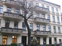 Holiday apartment 1639990 for 6 persons in Berlin-centre