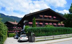 Holiday apartment 1640079 for 2 persons in Unterwössen