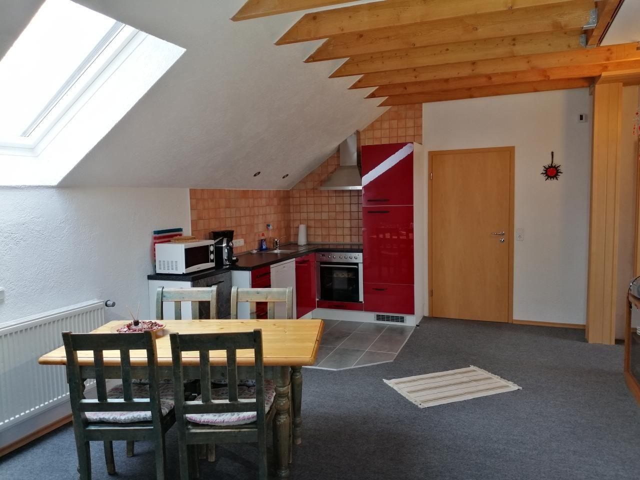 Ferienwohnung Kraemer- Dax      Wohnung 1   Eifel Rheinland Pfalz