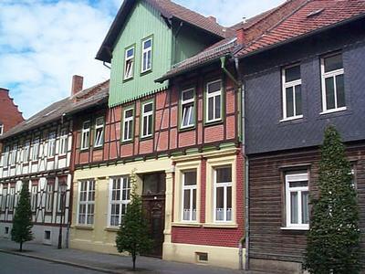 Ferienhaus/Gebäudeteil Wernigerode bis 11 Per   Wernigerode