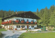 Holiday apartment 1641417 for 4 persons in Bischofswiesen