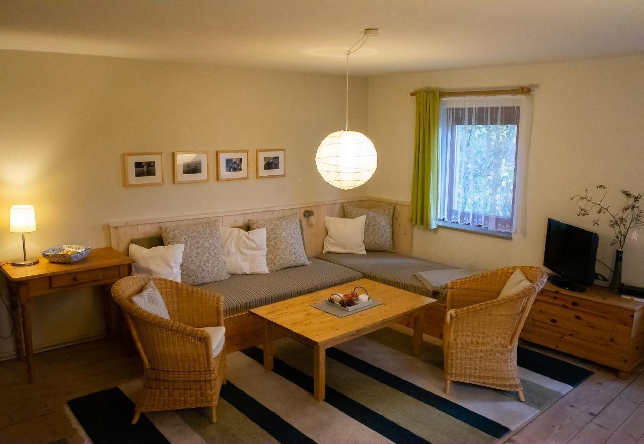 Ferienwohnung in ehemaligem Bauernhaus mit Sauna,   in Sachsen