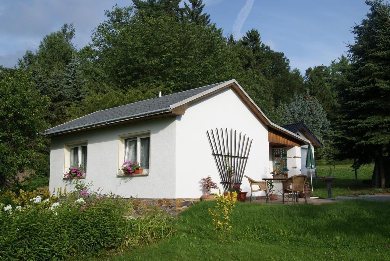 Ferienhaus am Elsterblick in Bad Elster  in Sachsen