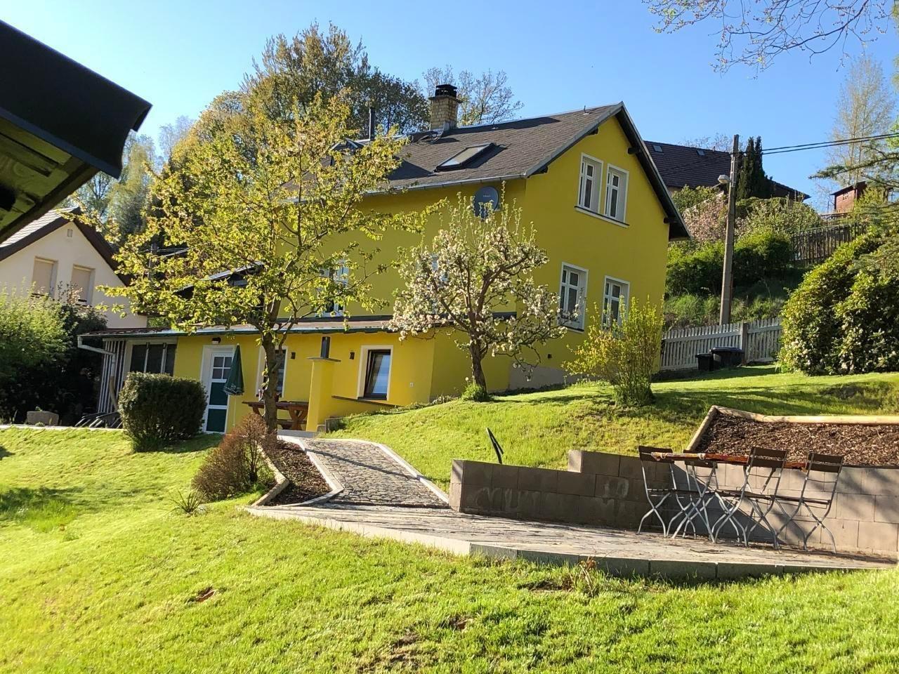 Ferienhaus Sandy m. Sauna   Vogtland