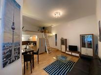 Holiday apartment 1643057 for 3 persons in Berlin-Charlottenburg-Wilmersdorf