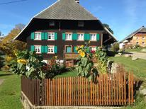 Holiday apartment 1643143 for 6 persons in Bernau im Schwarzwald