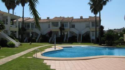 Ferienwohnung Denia Costa Blanca in Orts und Strandnähe