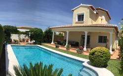 Casa de vacaciones 1643331 para 6 personas en Els Poblets