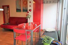 Apartamento 1643622 para 4 personas en Rosas