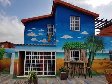 Gemütliches Ferienhaus : Region La Oliva für 6 Personen