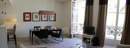 Appartement 1644498 voor 2 personen in Paris-l'Hotel de Ville-4e
