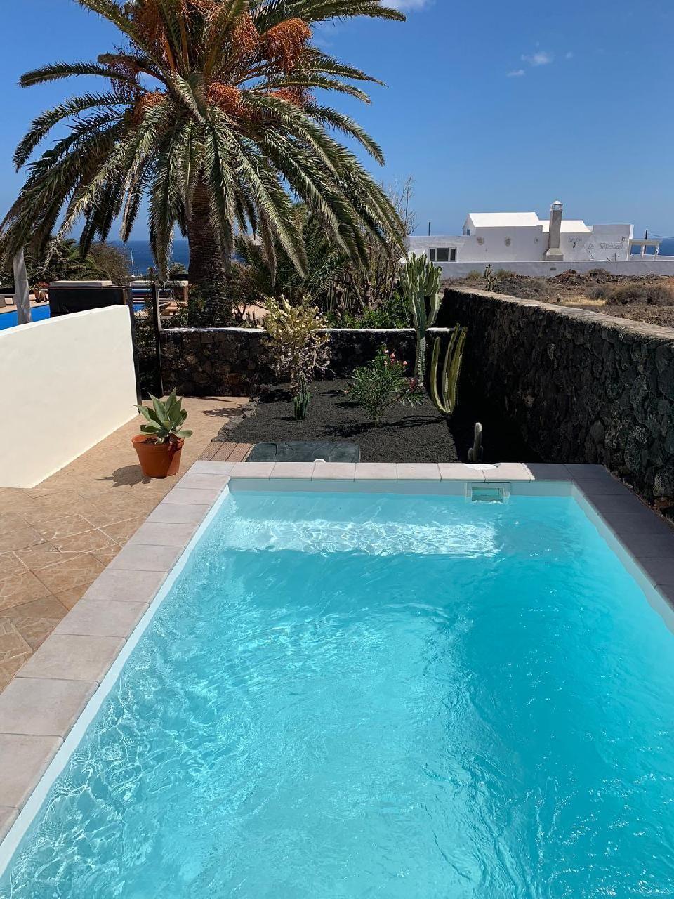 Apartment Finca Sin Pena mit Pool, Whirlpool und S   Lanzarote