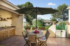 Holiday home 1644903 for 6 persons in Alcúdia