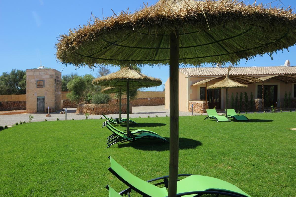 Apartament mit Pool - Es Trenc - Finca Can Angel - Ferienpark in Spanien